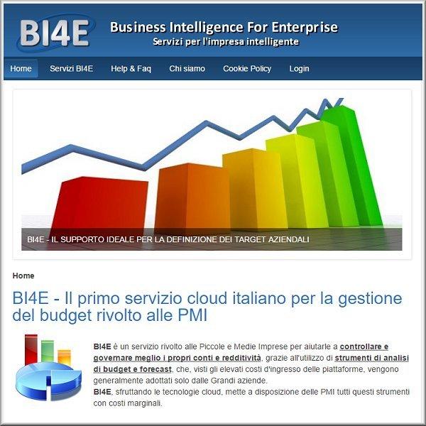 BI4E - Dashboard